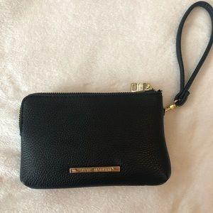 Steven Madden wristlet clutch purse